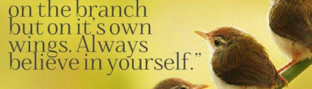 Zelfvertrouwen is je Basis